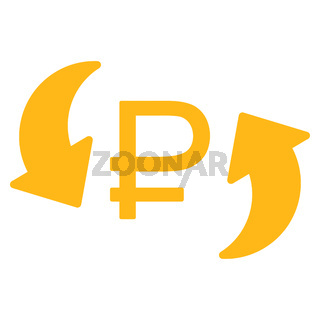 Update Rouble Balance Icon