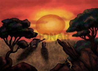 Afrika Träume (2013)