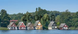 Idylle in der Mecklenburgischen Seenplatte,Mecklenburg-Vorpommern,Deutschland