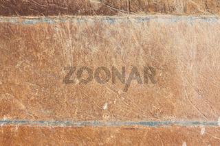 Rusty metal wall texture pattern