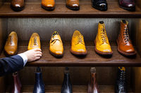 men footwear boutique store