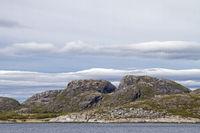 landscape near Sandviksberget