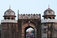 Famous makai gate or Mecca Gate, Aurangabad, Maharashtra