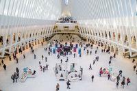 Oculus train station in New York
