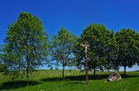 field cross, wayside cross,