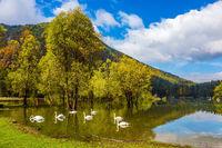 Lago de Fusine