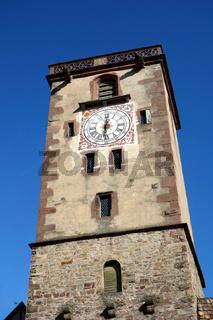 Metzgerturm Ribeauvillé in Frankreich