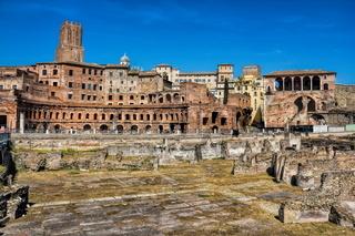 Rom, Trajansmarkt