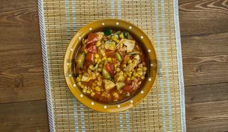 Tex Mex Chicken Corn Soup