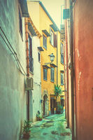 Side street in Palermo