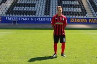Mannschaftsfoto SC  Freiburg Saison 2019/20
