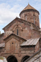 Church of St. Saba in Sapara Monastery built in the 13th century