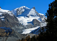 Peaks of Zermatt, Valais, Switzerland