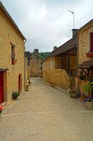 Saint Pompont in France