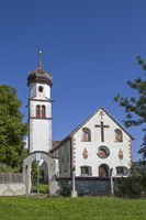 Church of St. George in Obermieming