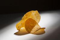crispy chips in the spot light