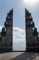 sky gate in Bali