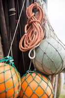 Buoys and Nets