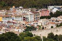 Girona City Houses in Catalonia