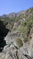 Hike through the Barranco de Las Angustias