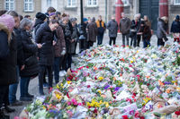 Flowers for Prince Henrik, Denmark