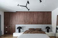 Bedroom in modern style