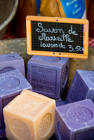bards of scented soap