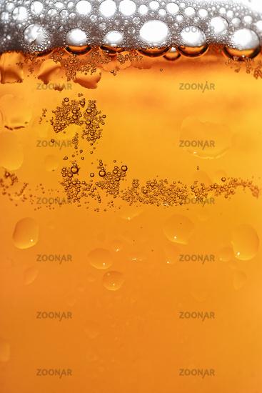 beer, texture, macro, liquid, lager, bubbles, texture,