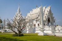 Wat Rong Khun, Chiang Rai White Temple