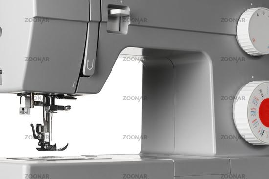 Modern electric sewing machine