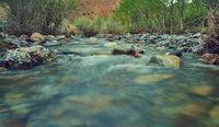 Chagan Uzun river