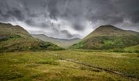Dramatic highlands