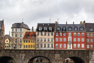 Embankment in Copenhagen