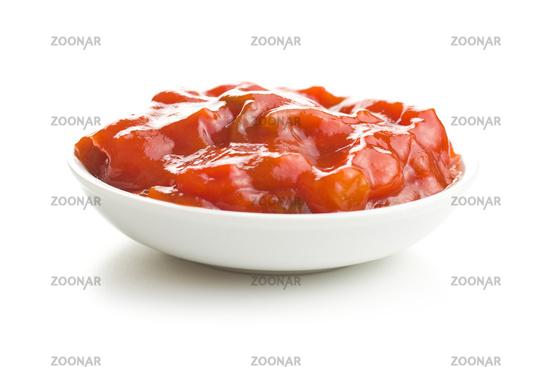 Salsa tomato dip