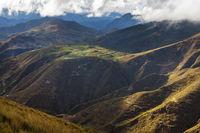 Fields in Peru