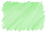 green watercolor background with brushstroke pattern