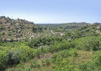 scilian landscape