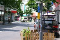 Nuremberg street Hanau