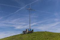 Höhenkreuz, Gummenalp, Nidwalden, Switzerland, Europe