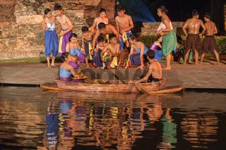 ASIA THAILAND SUKHOTHAI LOY KRATHONG FESTIVAL