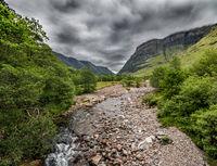 Glen Coe - Highlands - Scotland