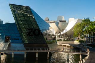 Singapur, Republik Singapur, Louis Vuitton Island Maison am Marina Bay Sands