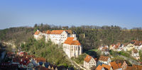 castle of Haigerloch Germany