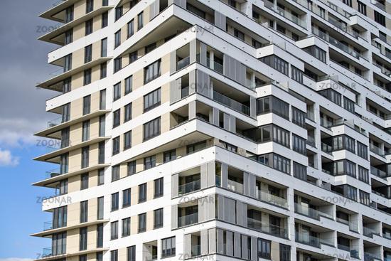 Residential tower in Frankfurt