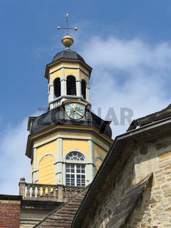 Rinteln - Kirche St. Nikolai, Deutschland