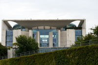 German Federal Chancellery 003. Berlin