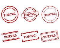 Portal Stempel - Portal stamps