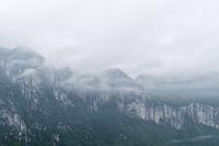 enshi grand canyon landscape