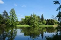 Landscape riverside