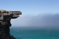 Eagle Rock and the mysterious sea fog